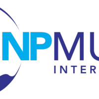 NP Music International vector