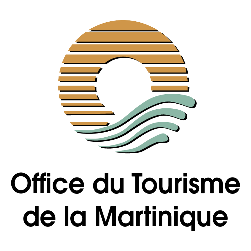 Office du Tourisme de la Martinique vector logo