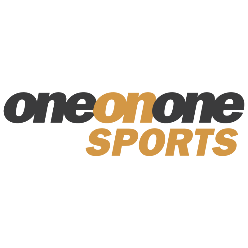 One On One Sports vector logo