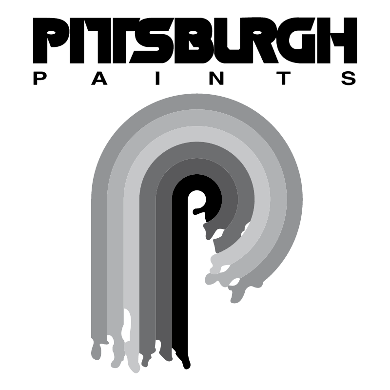 Pittsburgh Paints vector