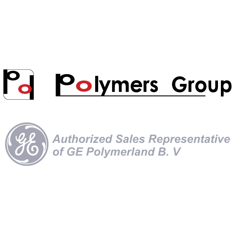 Polymers Group vector