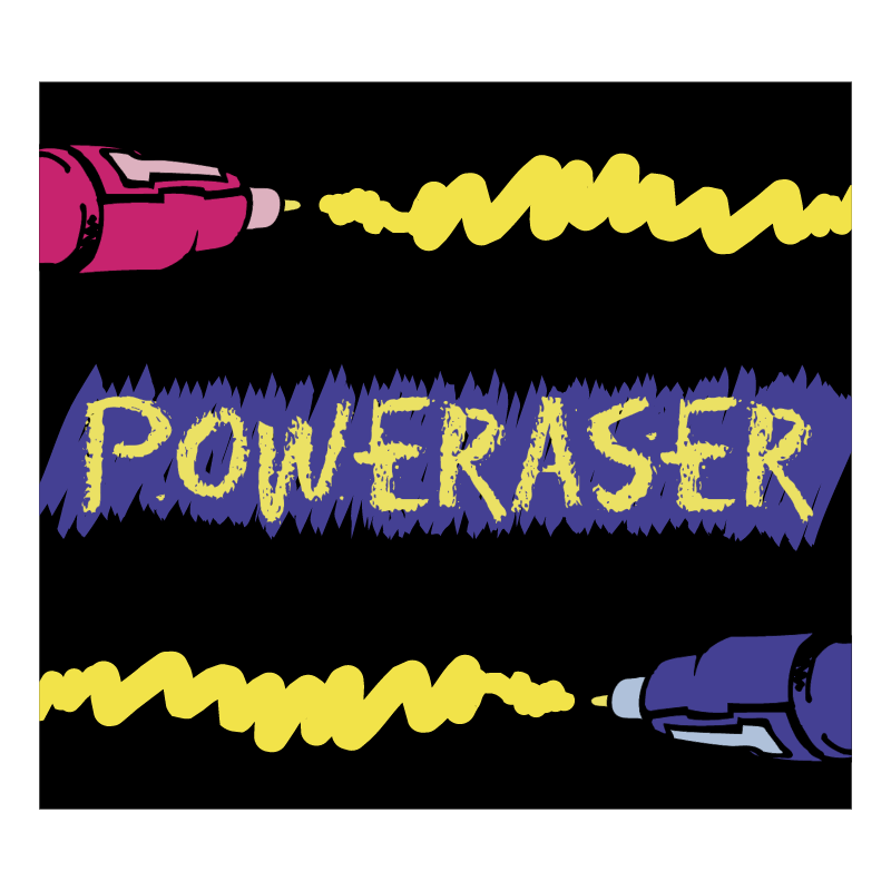 Poweraser vector