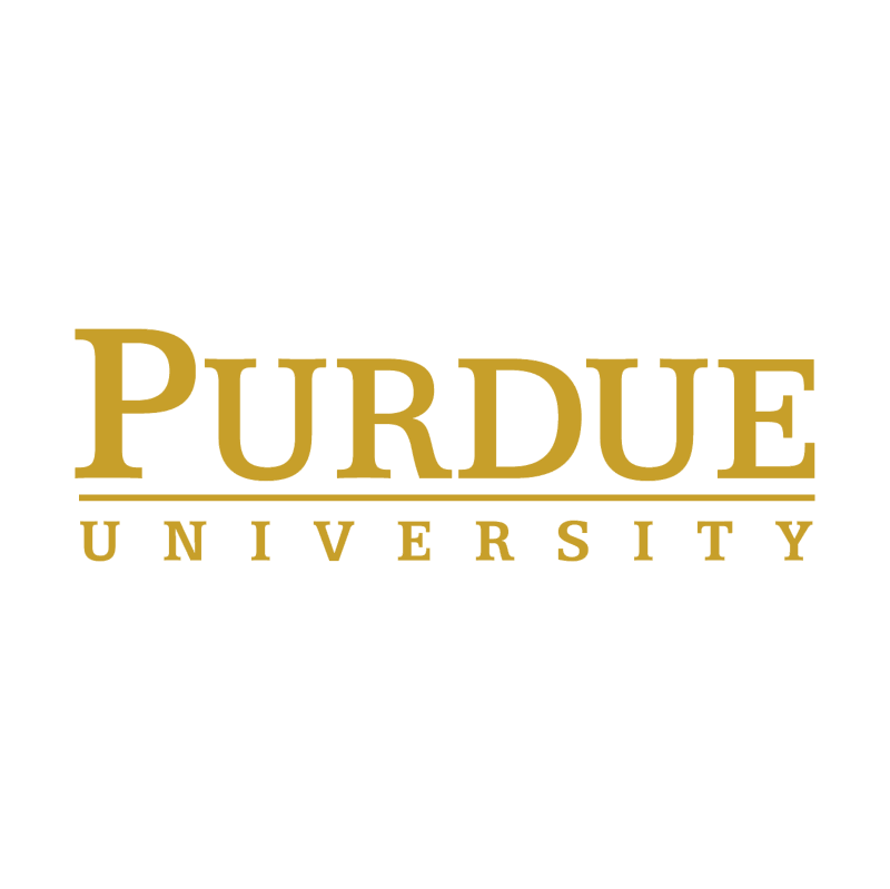 Purdue University vector