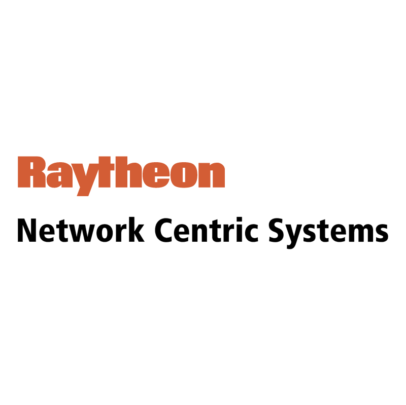 Raytheon Network Centric Systems vector logo