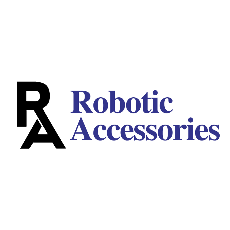 Robotic Accessories vector logo