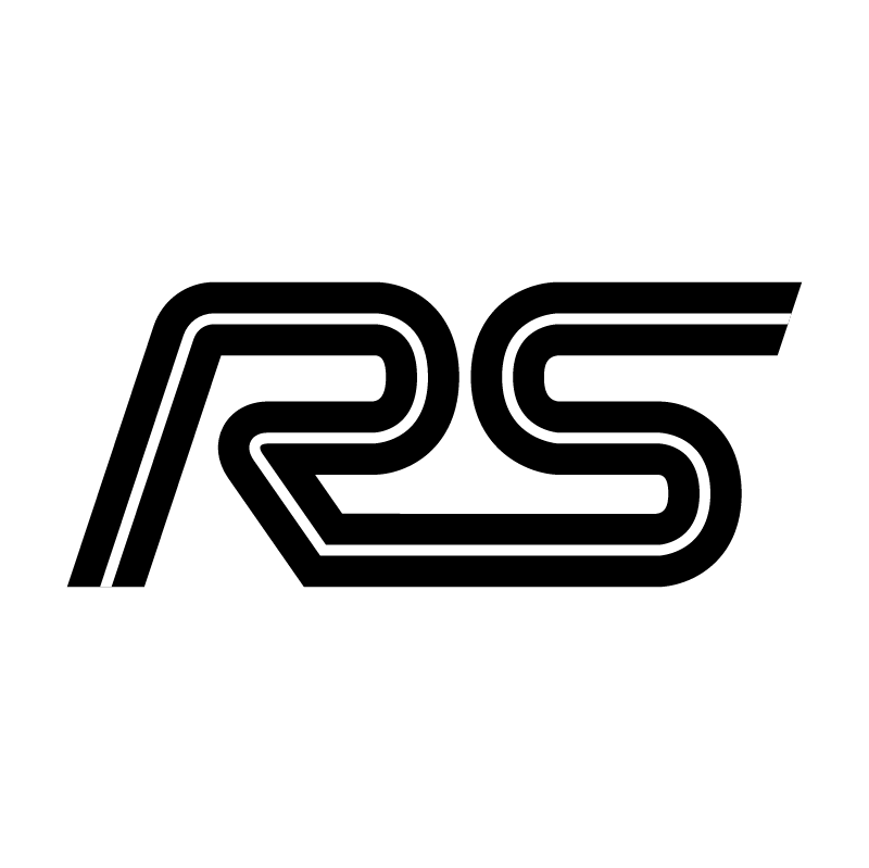 RS vector logo