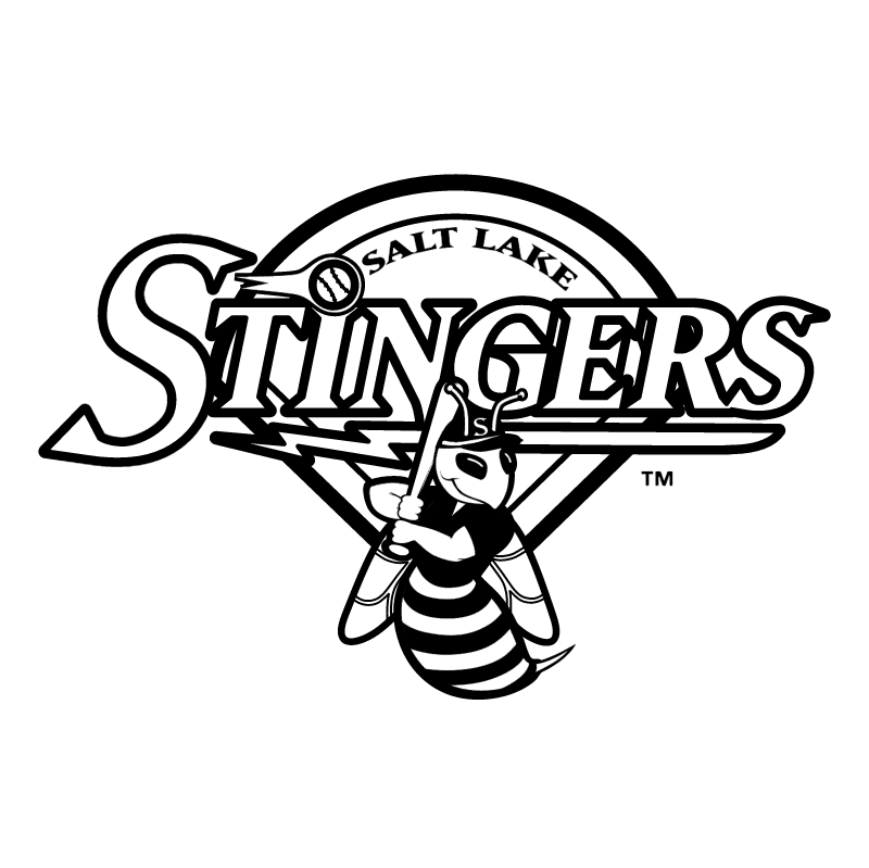 Salt Lake Stingers vector