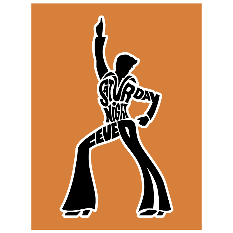 Saturday Night Fever vector