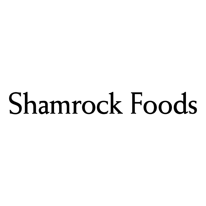 Shamrock Foods vector
