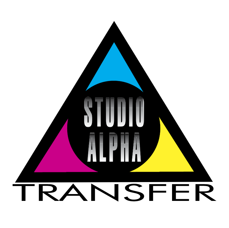 Studio Alpha Transfer vector