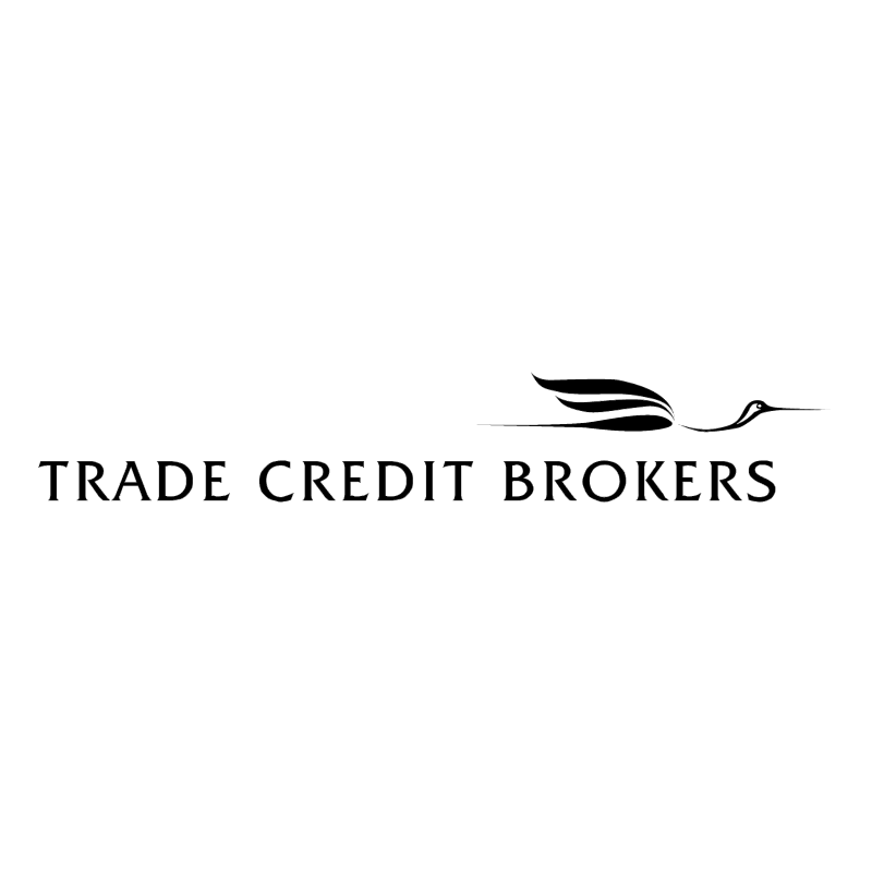 Trade Credit Brokers vector logo