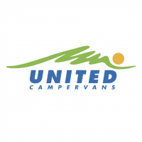 United Campervans vector