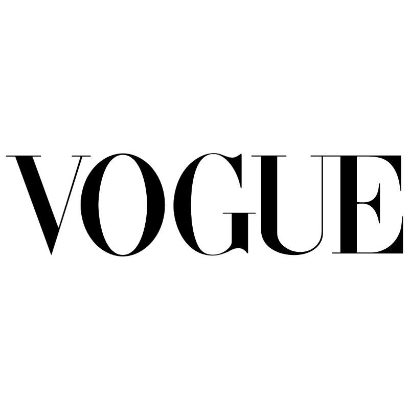 Vogue vector logo
