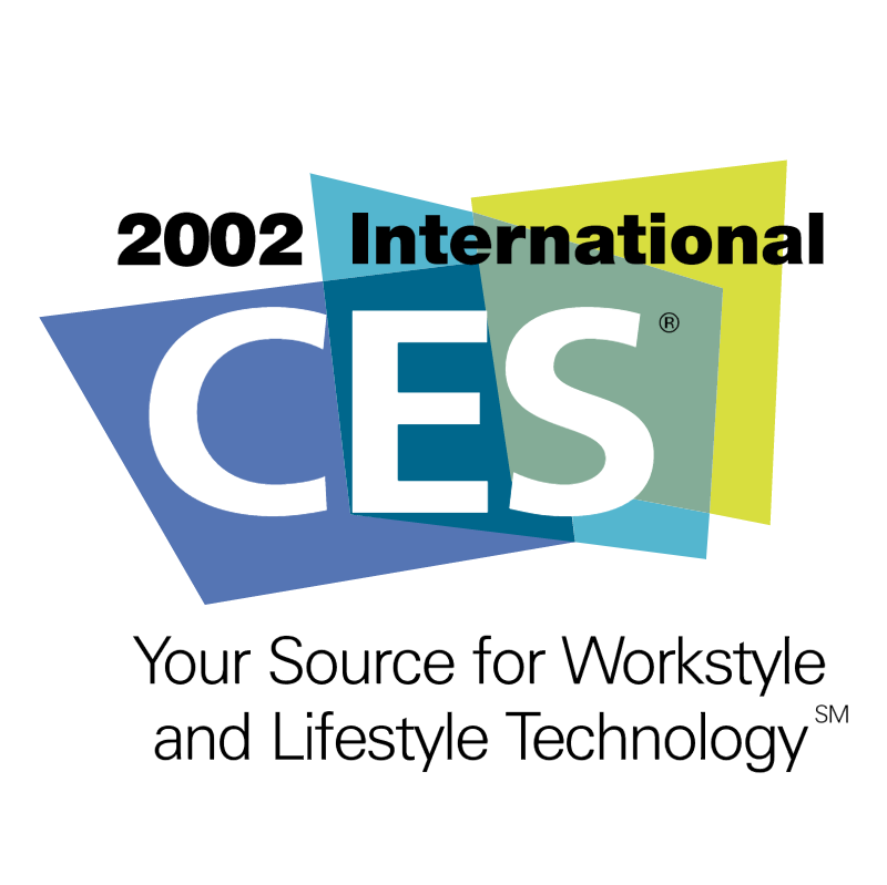 2002 International Consumer Electronics Show vector logo