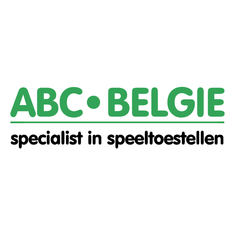 ABC Belgie vector