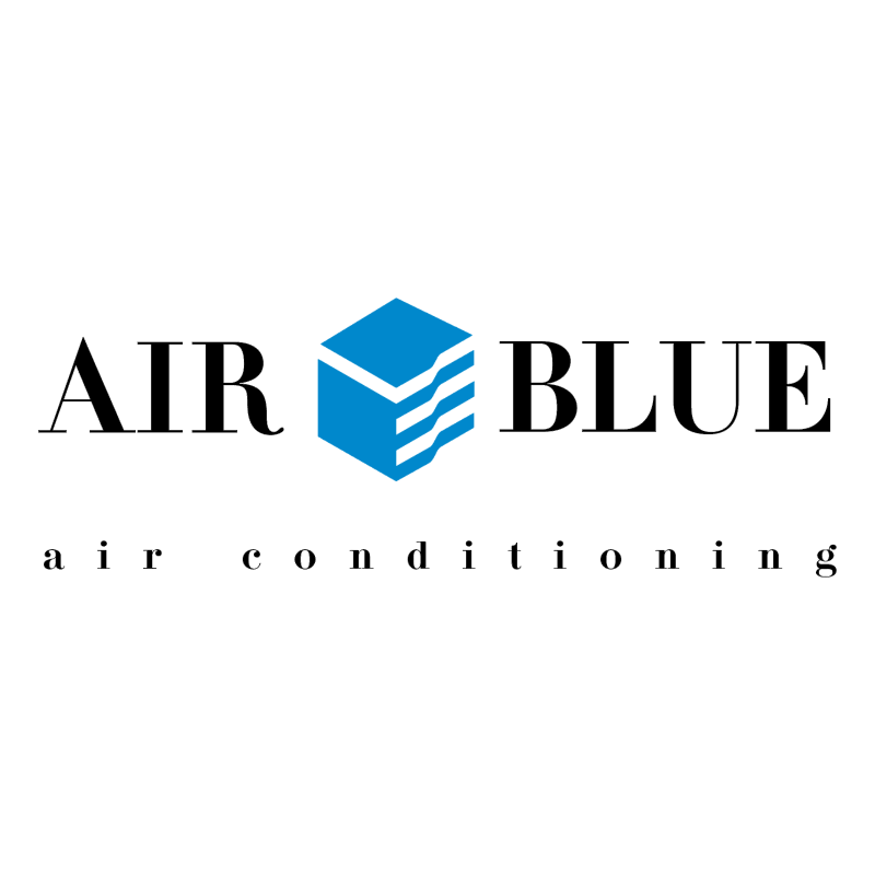 Air Blue vector