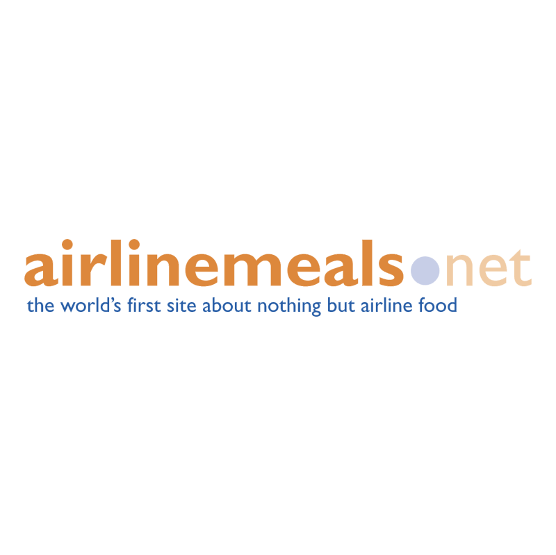 AirlineMeals net vector
