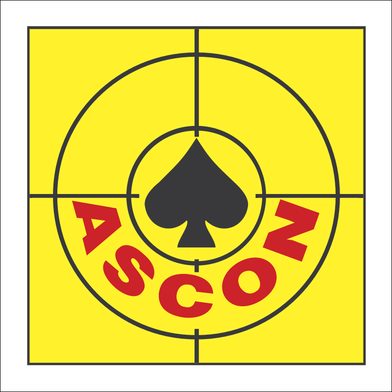 Ascon vector logo