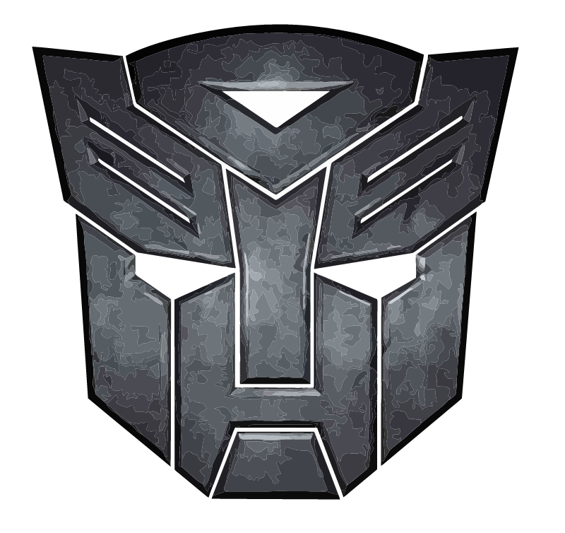 Autobot from Transformers vector