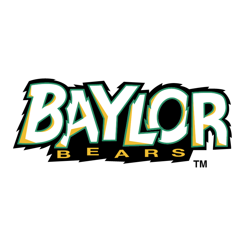 Baylor Bears 75993 vector