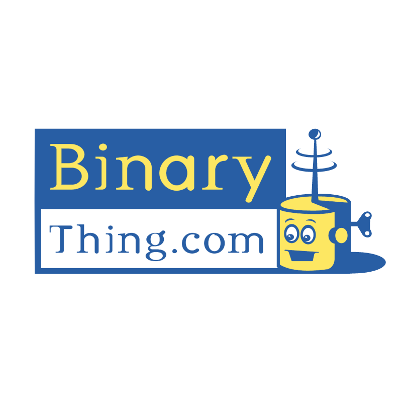 BinaryThing com vector logo