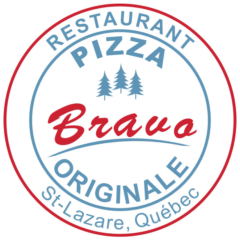 Bravo Pizza vector