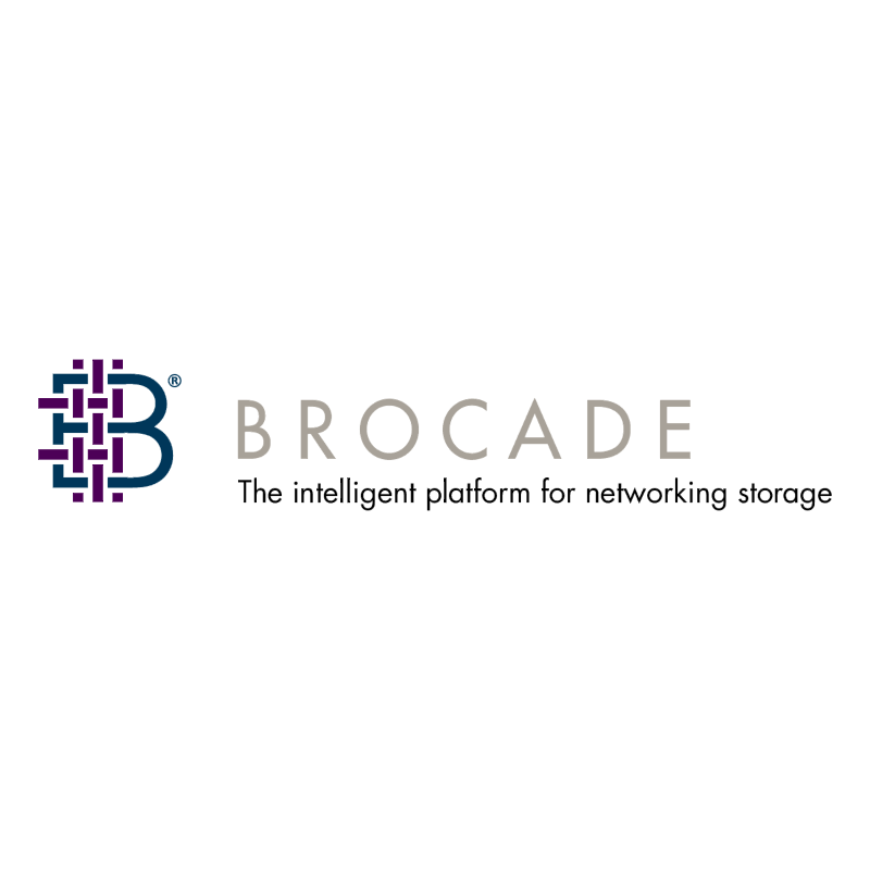 Brocade 70092 vector logo