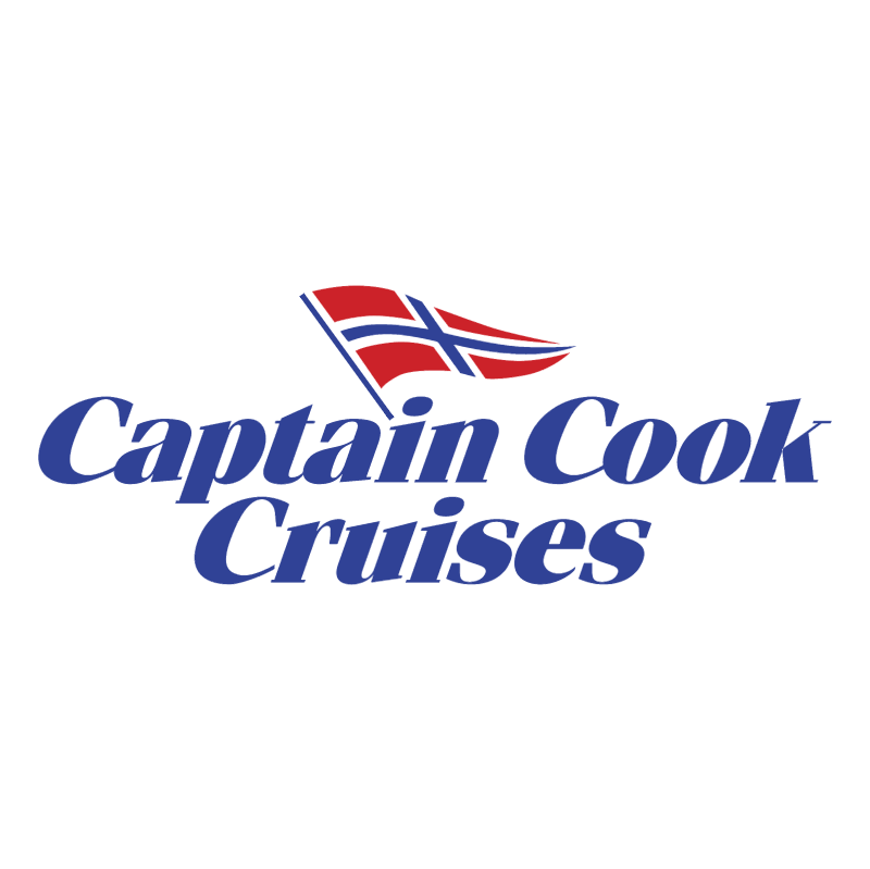 Captain Cook Cruises vector logo
