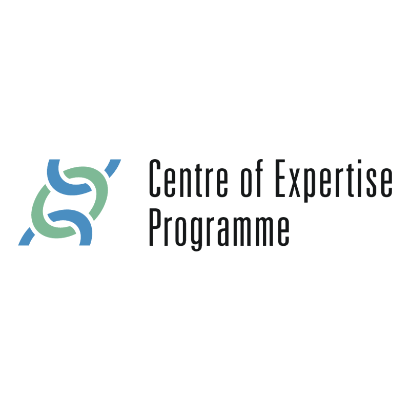 Centre of Expertise Programme vector