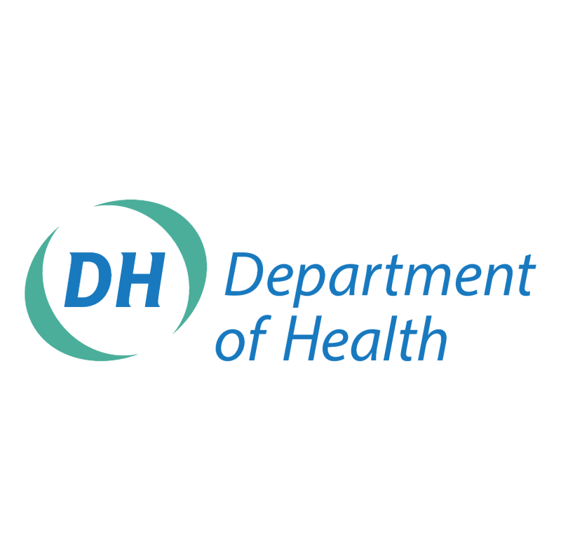 Department of Health vector logo