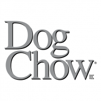 Dog Chow vector