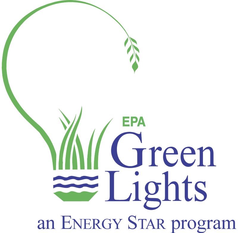 EPA GREEN LIGHTS vector