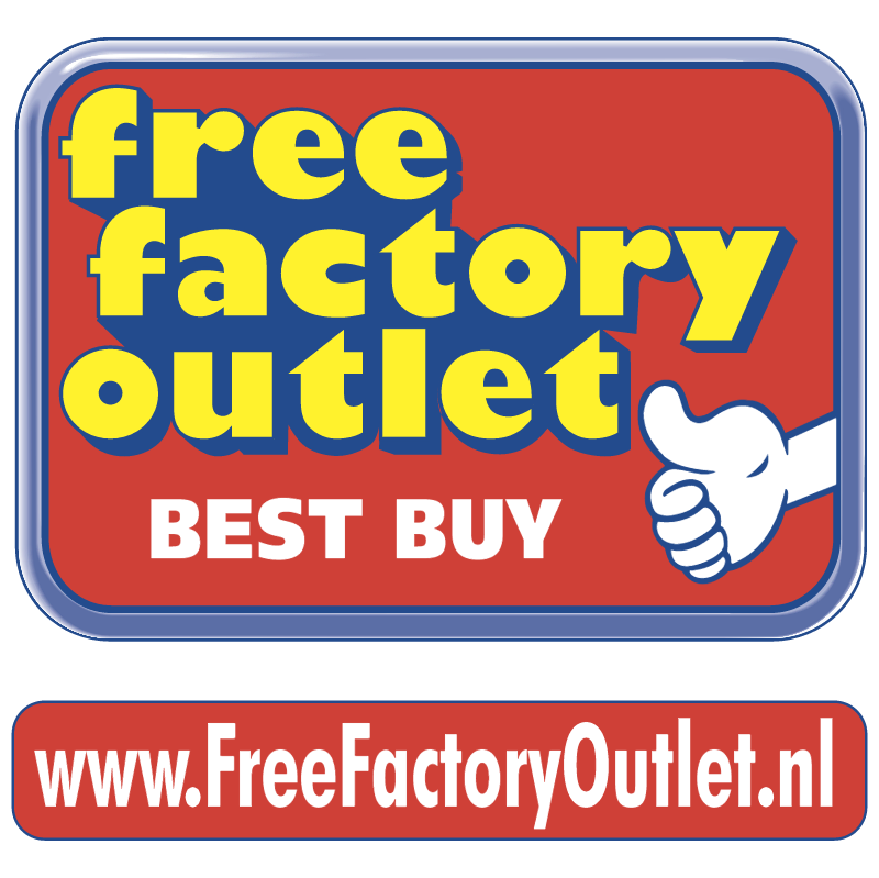 Free Factory Outlet vector