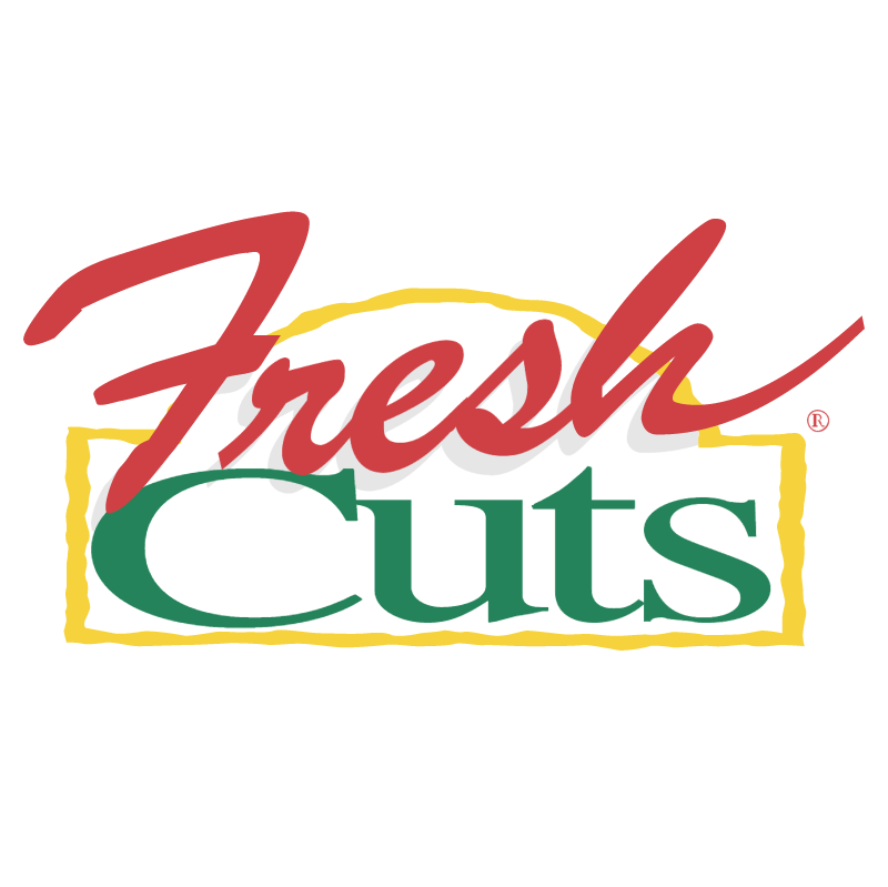 Fresh Cuts vector logo