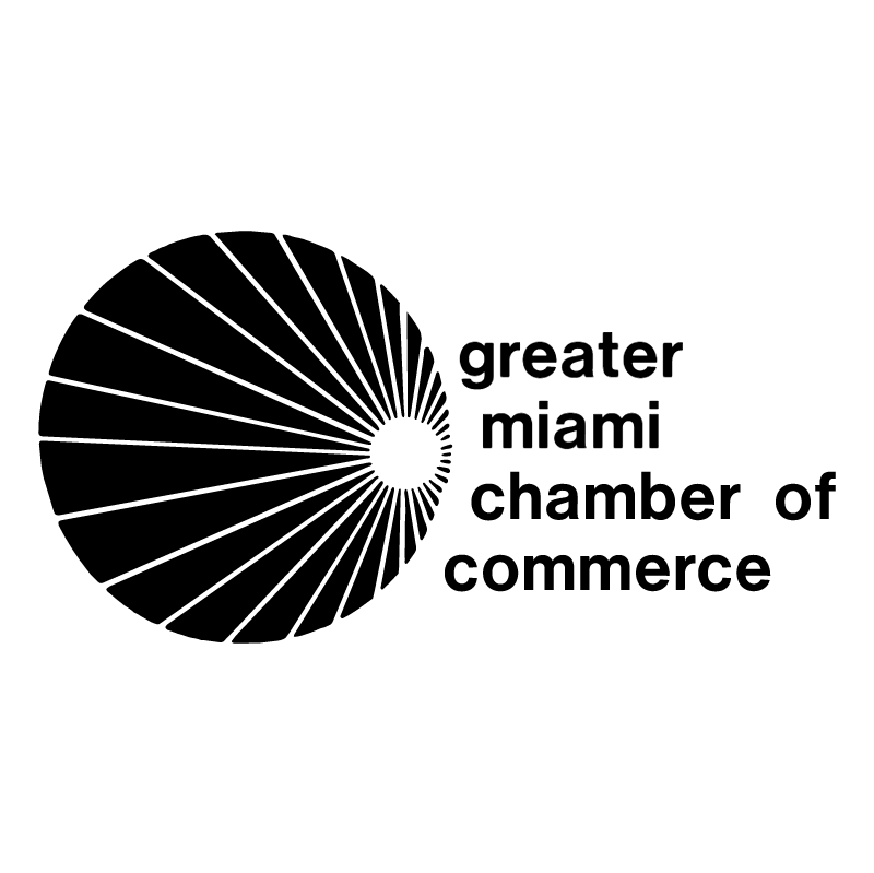 Greater Miami Chamber of Commerce vector logo