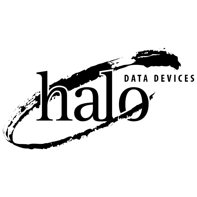 Halo Data Devices vector