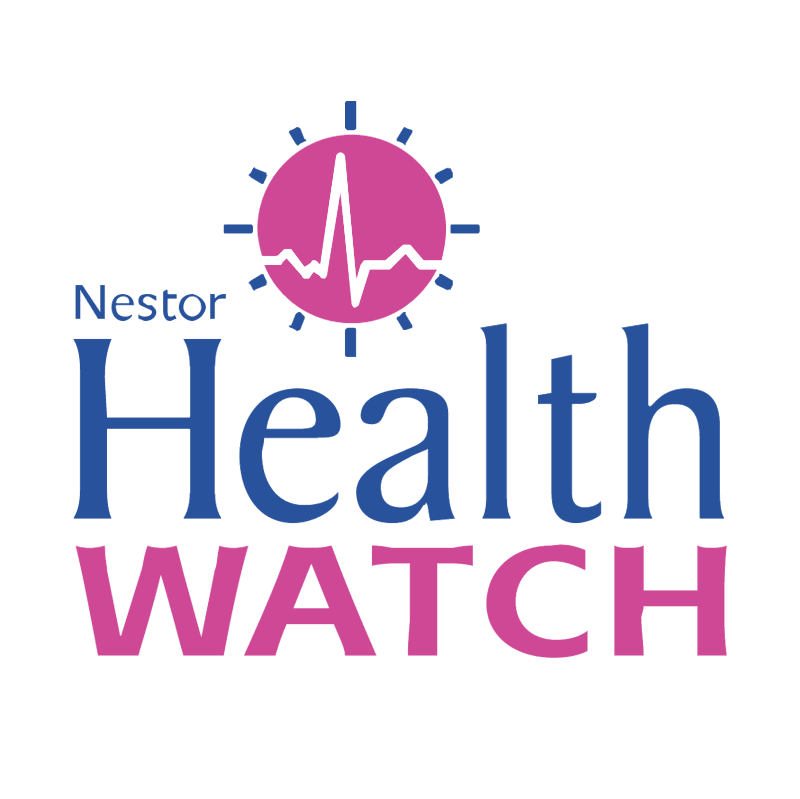 Healthwatch vector logo