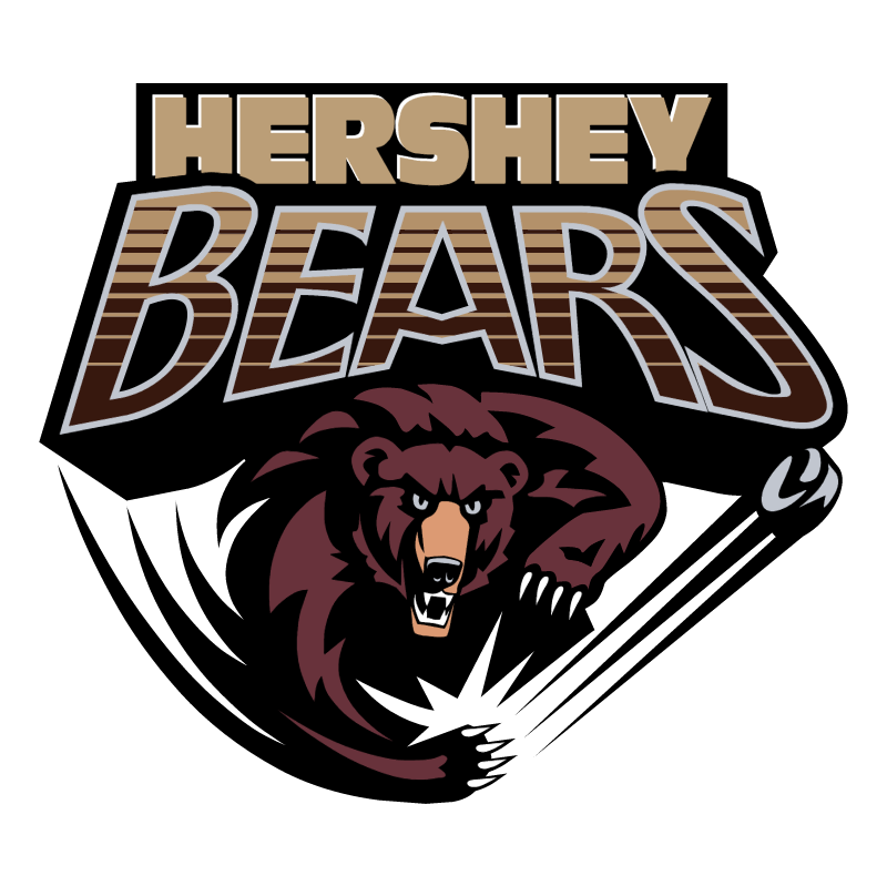Hershey Bears vector