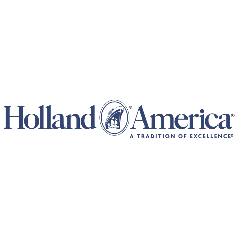 Holland America vector