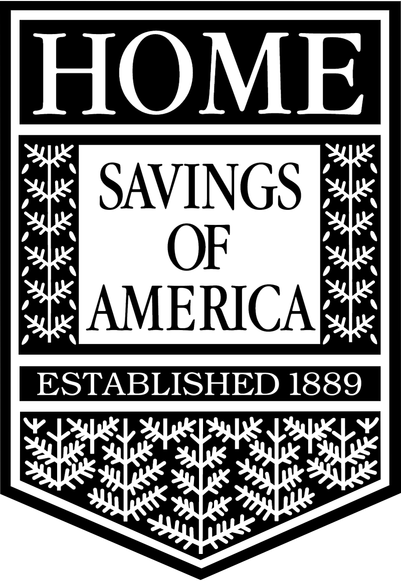 HOME SAVINGS OF AMER vector