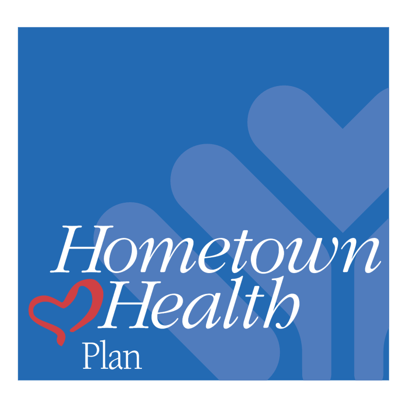 Hometown Health Plan vector