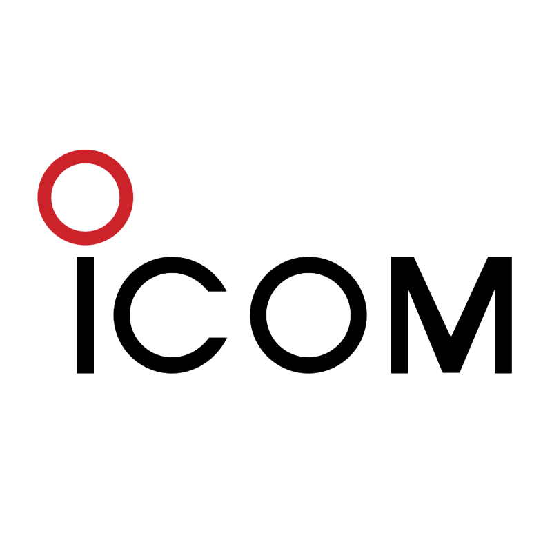 Icom Inc vector logo
