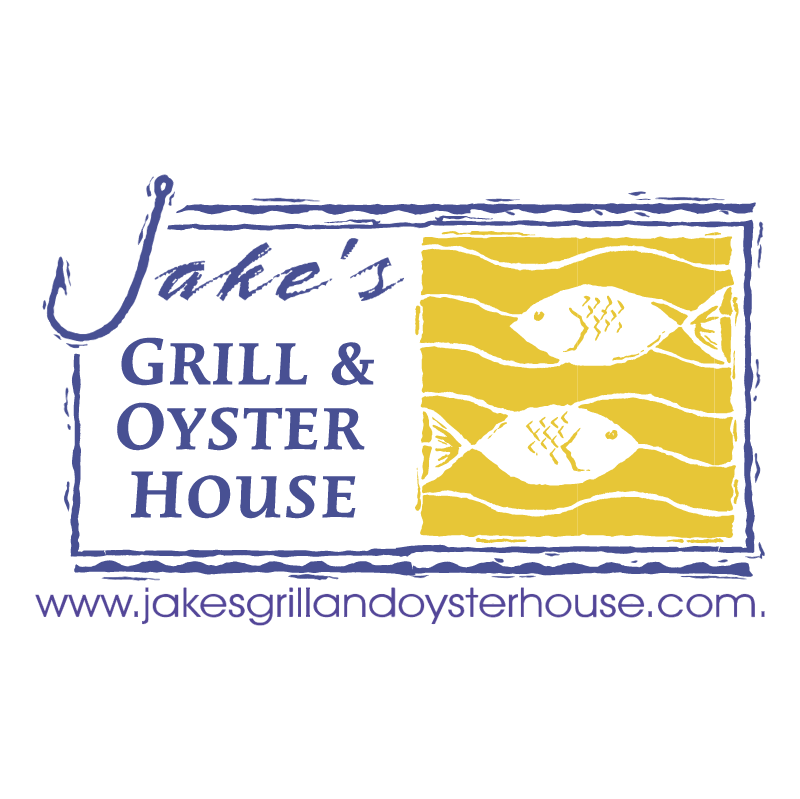 Jake's Grill & Oyster House vector logo