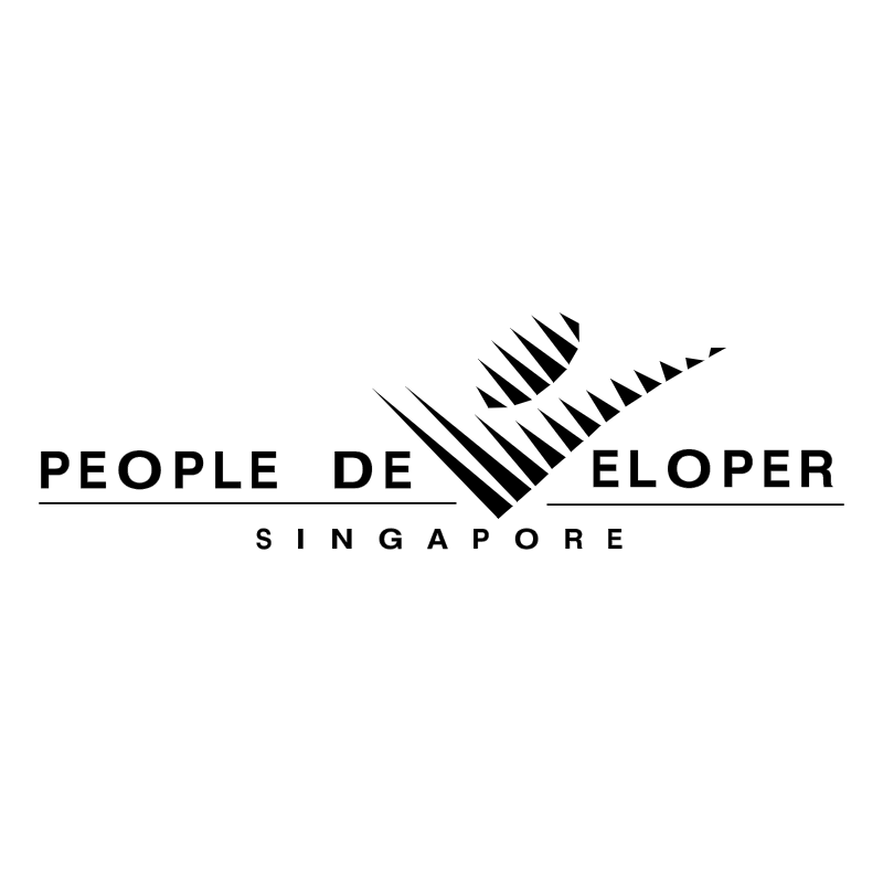 People Developer Singapore vector