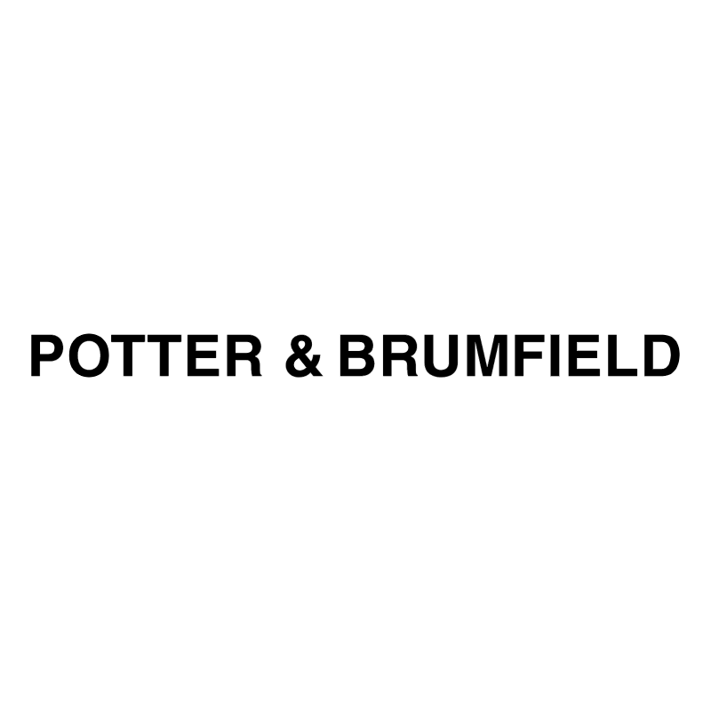 Potter & Brumfield vector