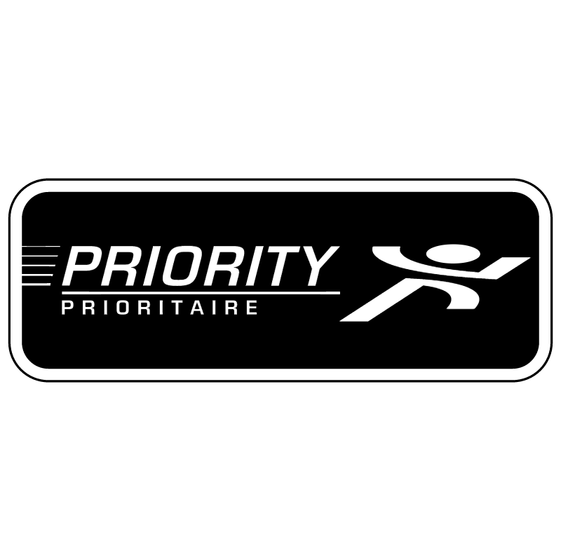 Priority Mail vector