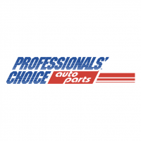 Professionals' Choice Auto Parts vector