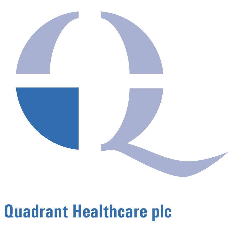 Quadrant Healthcare vector logo