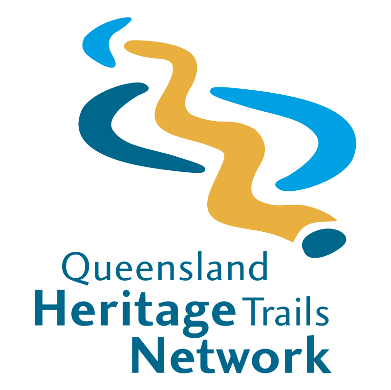 Queensland Heritage Trails Network vector