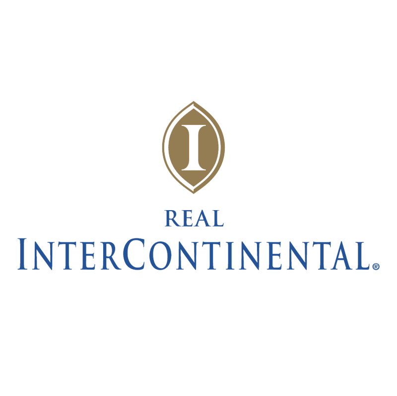 Real InterContinental vector logo